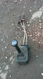 Ford transit mrk 6 5 speed gear seltor linkage