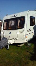 Bailey Pageant Monarch series 5 Caravan 2005