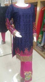 Kurti Pakistani Indian Designer casual Suits