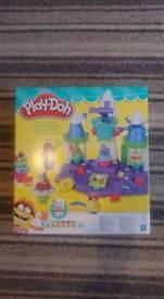 Playdoh Ice Cream castle