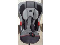 Second Hand Moovy Child Car Seat