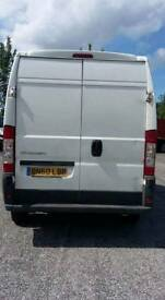 citroen relay 2010 full mot (price drop)