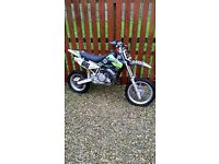 Kawasaki kx 65 2010-2012 nice condition