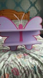 Next Butterfly Shelf