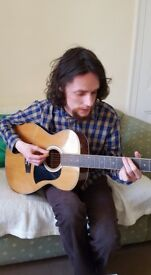 New Guitar For Christmas? Fun Guitar Lessons For All Ages Available