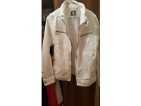 G.STAR jeans jacket white good condition