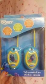 Finding Dory Walky Talkies