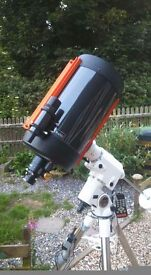 Celestron SCT Diamond back focuser and mount