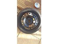 Insignia 17 inch space saver spare wheel (((BRAND NEW)))