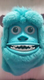 Moving Sulley mask