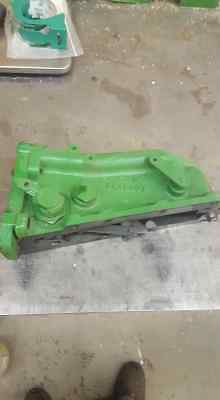 John Deere 4520 4620 Rockshaft And Hydraulic Control Housing Ar76340