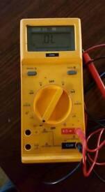 Fluke 25 multimeter