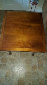 CC41 Utility Draw Leaf Dining Table