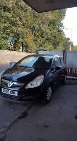 VAUXHALL CORSA 996cc VERY GOOD CONDITION LOW MILES 37600 FULL SERVICED