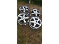 R 17 Alloy Wheels