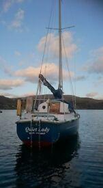 Van de Stadt 8 metre Offshore Yacht