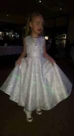 Little girl's dress age 7