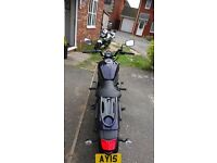 Time Warp! Ex Demo 2015 Kawasaki Vulcan S - As new condition only 250 miles!