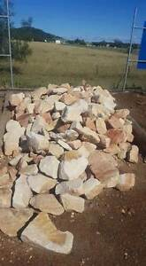 Sandstone Rocks Each Available Large and Small Hatton Vale Lockyer Valley Preview