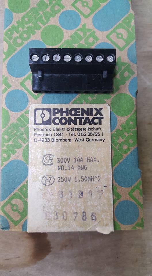 PHOENIX CONTACT MSTB-1.5 8-ST W79