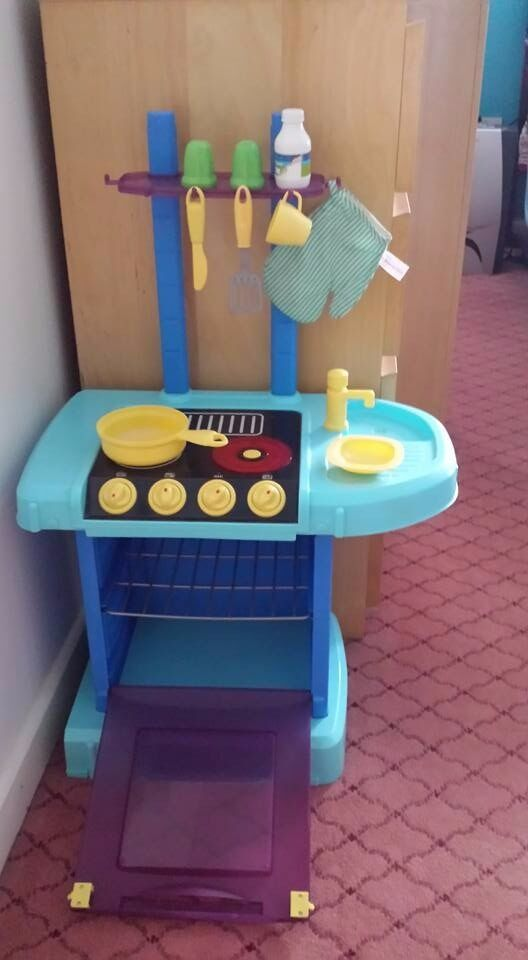 Play Kitchen Sounds And Light Up