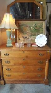 100's de commodes, armoires, tables de nuit, buffets, vaisseliers, garde-robes, bahuts - VINTAGE RETRO ANTIQUE et MODER