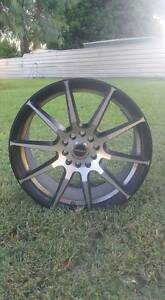 Holden rims and Tyres 17 inch Berri Berri Area Preview