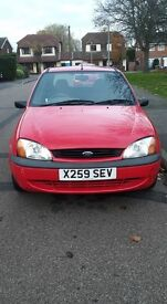 Ford Fiesta Finesse year 2000