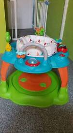 Ladybird baby activity centre /jumperoo