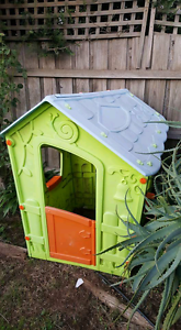 Kids Plastic Cubby House Kilmore Mitchell Area Preview