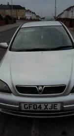 Vauxhall astra 1.7 cdti 400