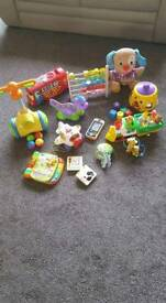 Huge bundle of baby and toddler toys! All in excellent condition