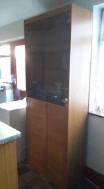 Ikea Billy display cabinet