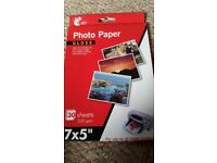 Photo Paper Gloss 7x5''