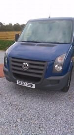 for sale this vw crafter 2007