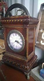 Clock large vintage style