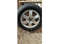 15 inch Audi A3 sport 1998 alloy