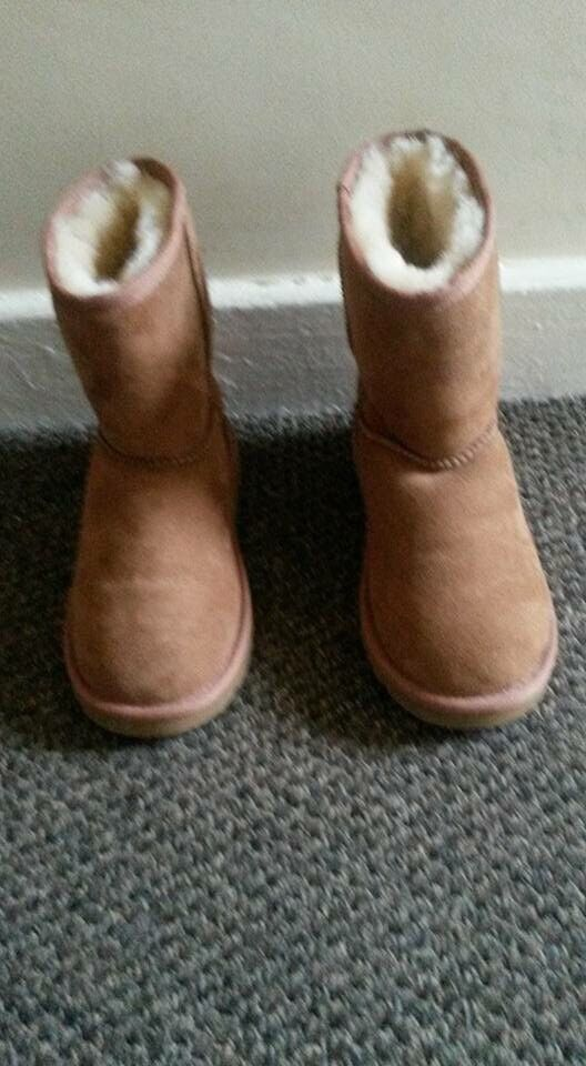 Immaculate Ugg Boots size 1