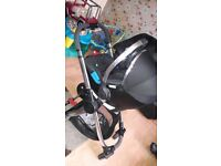 MotherCare travel system few ware and rare scratches other than that perfect condition