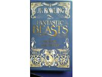 Fantastic Beasts and Where to Find Them - Book/Screenplay