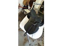 Wintec pro saddle changeable gullet medium 16.5