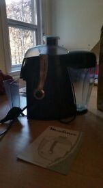 Moulinex Juice Master Plus Electric Juicer