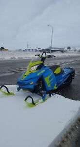 For sale 2017 skidoo free ride