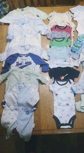 Boys clothing (nb-12month sizes)