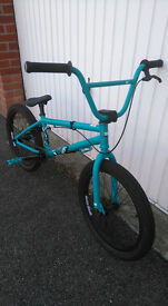 Haro BMX. Almost new. Never used for tricks