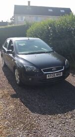 2006 ford focus 1.6 tdci £750 8 mth mot runs and drives spares or repair see listing