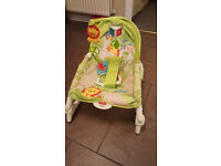 Fisher Price baby chair 3in1