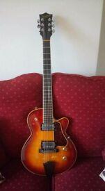Extremely Rare Paulman guitar