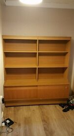 Storage system, shelving unit, cabinet, bookcases living room furniture, bedroom, house FREE