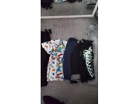 Boys bundle of clothes age 5-6